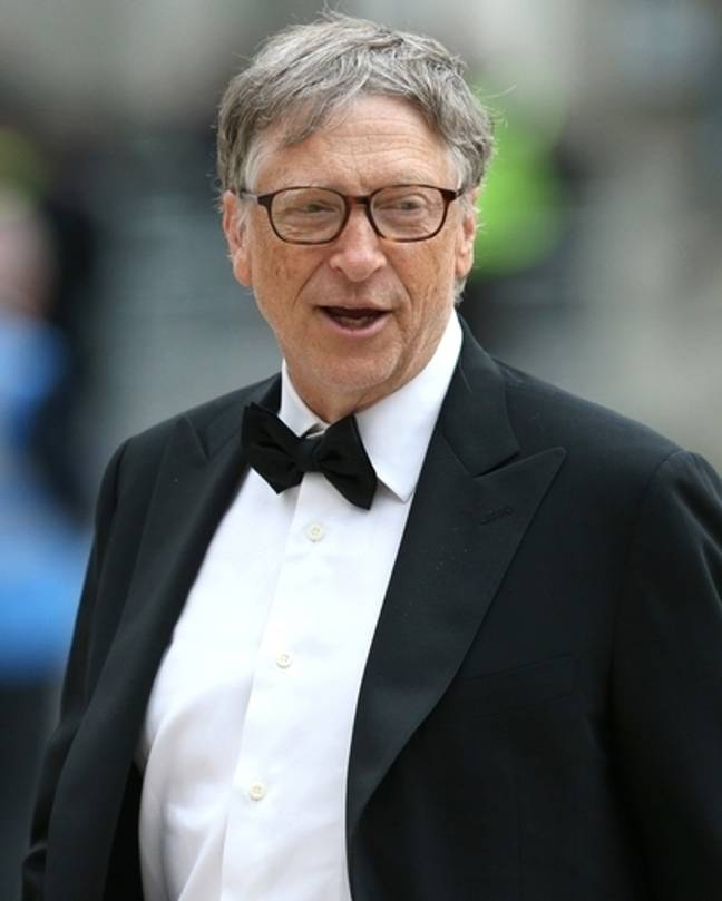 Bill Gates is funding the project. Credit: PA