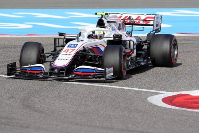 Mick Schumacher during the third free practice at the Formula One Bahrain International Circuit in Sakhir, Bahrain. Credit: PA
