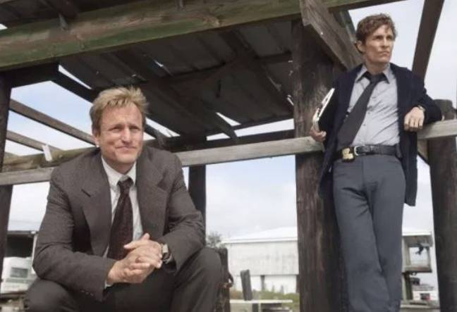 The two famous mates starred in the HBO series True Detective. Credit: HBO