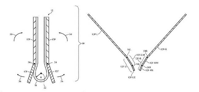 Here's that aforementioned patent document. Credit: United States Patent Office