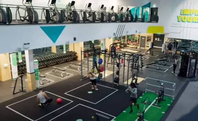 PureGym recently showed customers what they could expect. Credit: PureGym