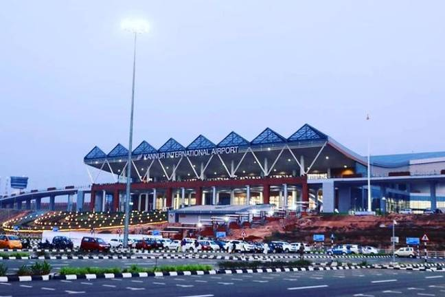 Credit: Kannur International Airport