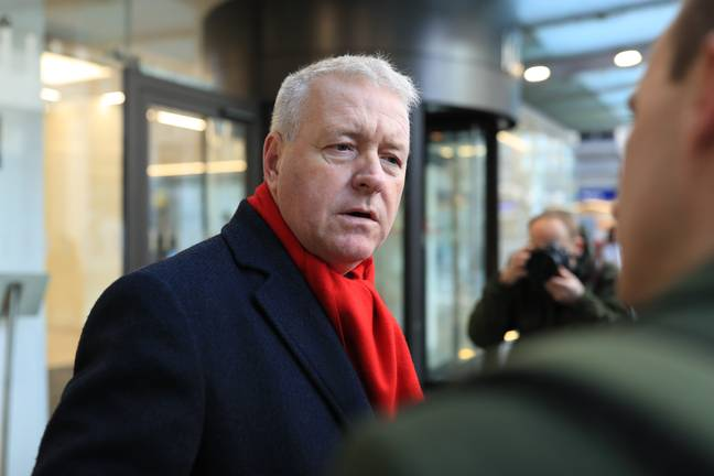 Ian Lavery, former Labour Party Chairman. Credit: PA