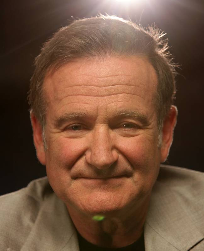 Robin Williams died five years ago today. Credit: PA