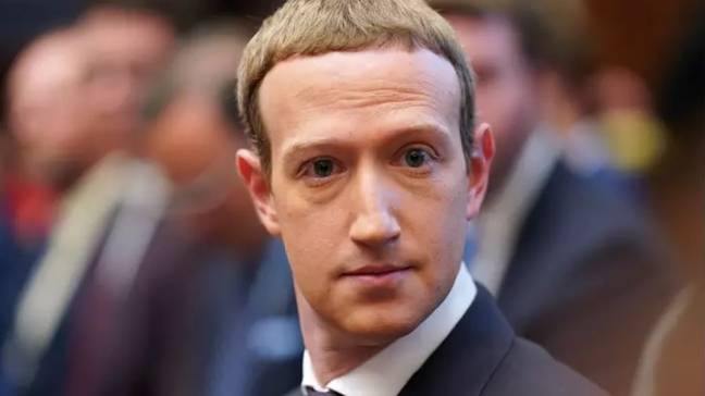 Mark Zuckerberg is also a centibillionaire. Credit: PA
