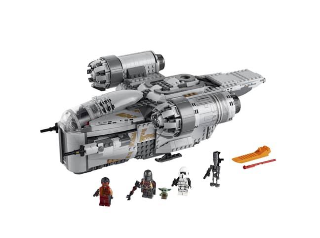 Credit: LEGO