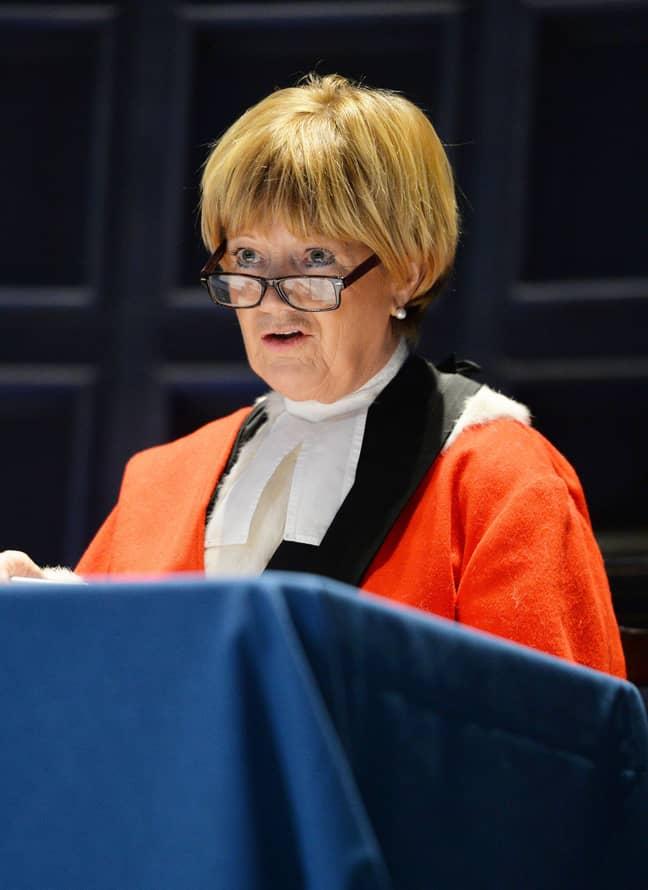 Lady Justice Hallett. Credit: PA