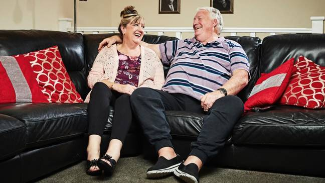 Gogglebox Star Pete McGarry Died Just Days After Being Told He Had Months To Live. Credit: PA