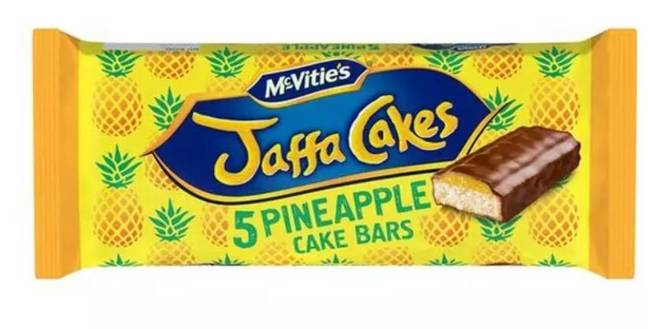 McVitie's is also selling a cake bar as well. Credit: McVitie's