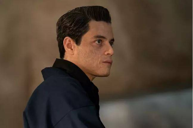 Rami Malek will play villain Safin in the new movie. Credit: Universal