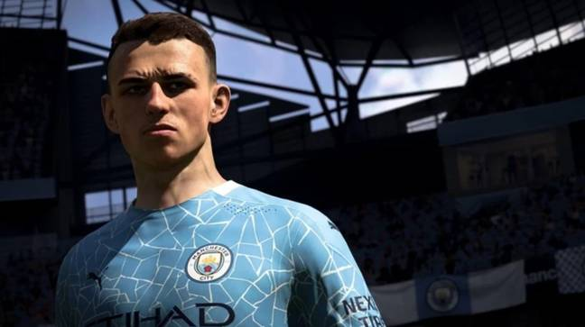 Phil Foden is another rumoured player to feature on the cover after an impressive season at Manchester City