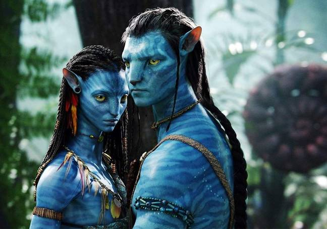 Jake and Neytiri have an eight-year-old daughter in Avatar 2. Credit: 20th Century Fox
