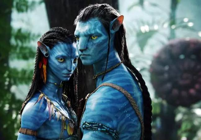 Jake and Neytiri. Credit: 20th Century Fox