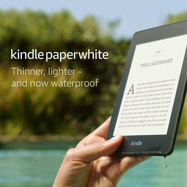 Kindle Paperwhite For Under £80