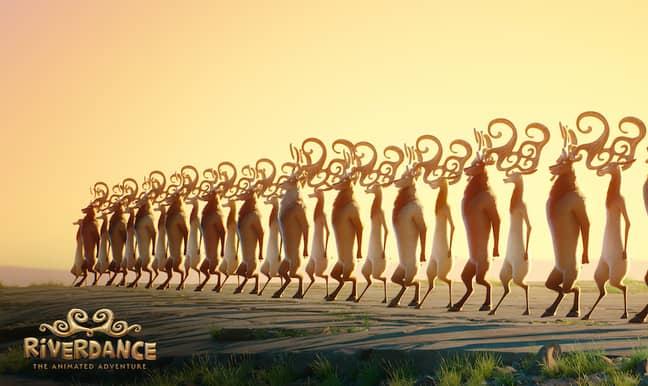 Riverdance: The Animated Adventure (Photo Credit: Facebook)