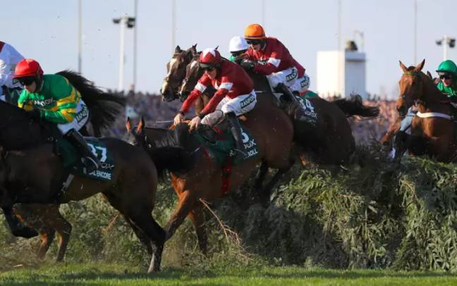 The 2020 Grand National was cancelled amid the coronavirus pandemic. Credit: PA