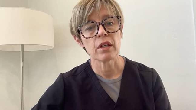 Dr Jane Appleby. Credit: NEWS4SA