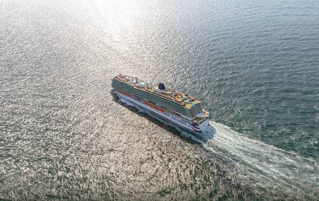 Credit: P&O Cruises