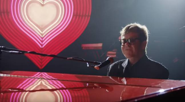 Elton John is the star of the 2018 John Lewis Christmas ad. Credit: John Lewis