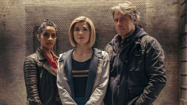 Jodie Whittaker became the first-ever woman to play the Doctor