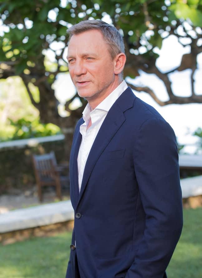 Daniel Craig at the Bond 25 launch in Jamaica. Credit: PA