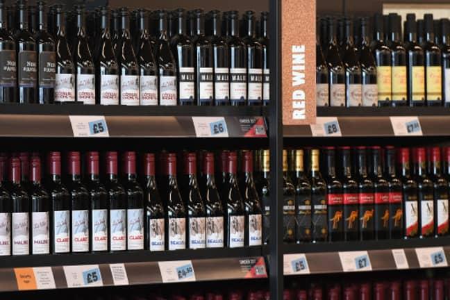 Aldi has an award-winning selection of vino. Credit: PA