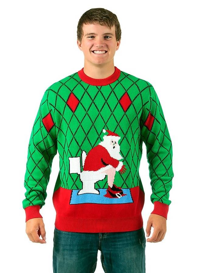 It's the most wonderful time of the year. Credit: Walmart/Fun Wear