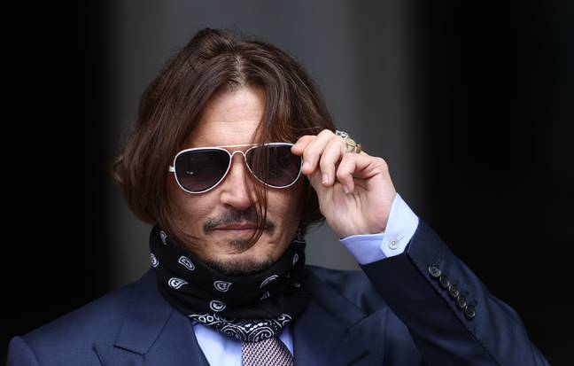 Depp plans to mount an appeal. Credit: PA