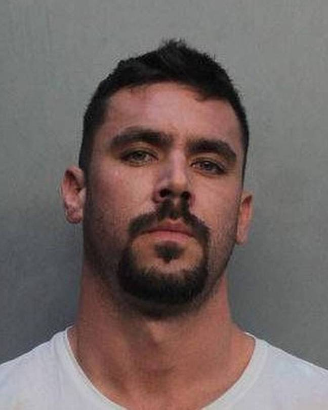 Hines could face up to 70 years behind bars if found guilty of all charges. Credit: Miami-Dade County Department of Corrections