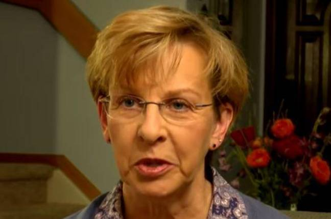 A GoFundMe has been set up for the girls' mother Kathy Worland (Credit: CBS)