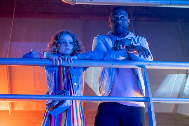 'Turn Up Charlie' will see Elba star as a down-on-his-luck DJ turned 'manny'. Credit: Netflix