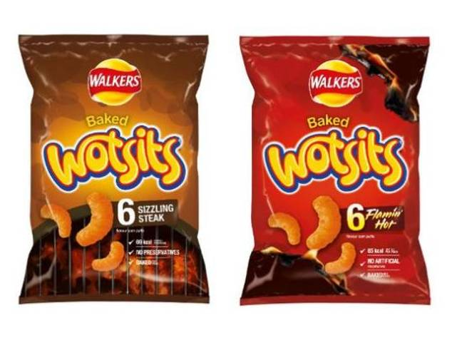 They will be available from Sunday, 12 January. Credit: Walkers