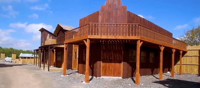 Wild Western World. Credit: Gulliver's Valley Resort