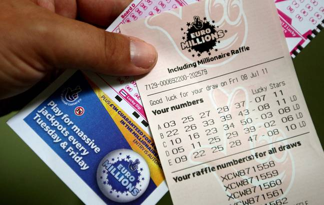You could be in with a chance of winning £103m. Credit: PA