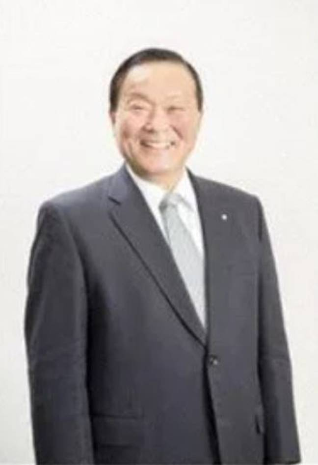 Mayor Umeda's name can be read as 'Jo Baiden'. Credit: Official website for Yamato