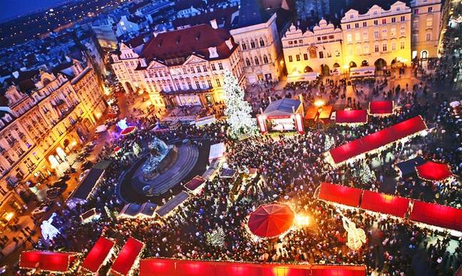 Christmas market destinations include Germany, Italy and Amsterdam. Credit: Groupon