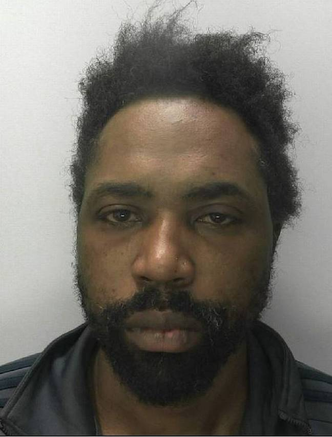 Cunningham was jailed. Credit: Kennedy News and Media