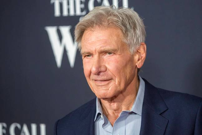 Harrison Ford. Credit: PA