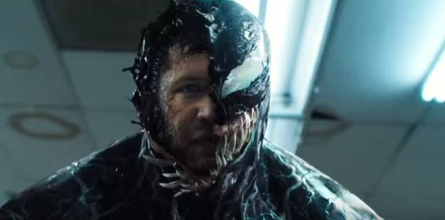 Tom Hardy is set to reprise his role as Eddie Brock this year. Credit: Sony Pictures