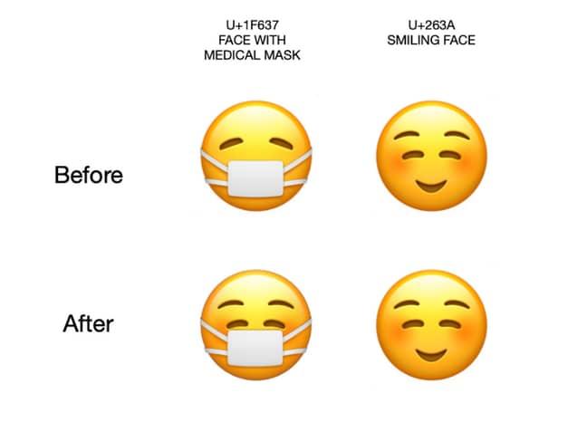 Credit: Emojipedia