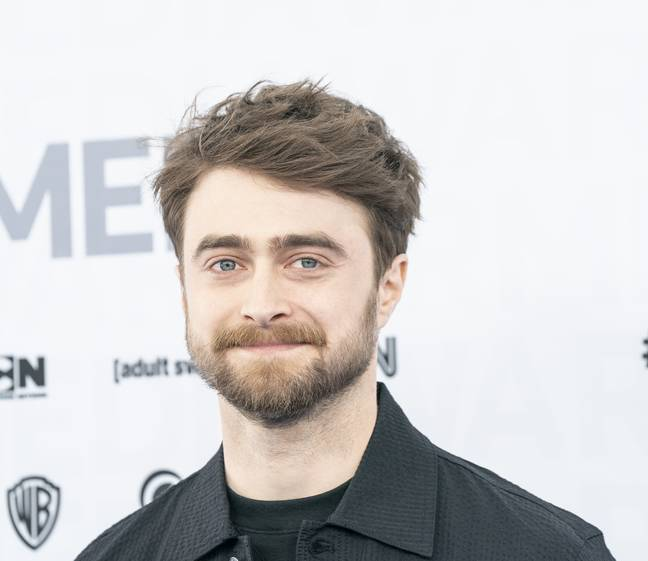 Radcliffe says he knows make-up artists won't like it, but he wants to anyway. Credit: PA