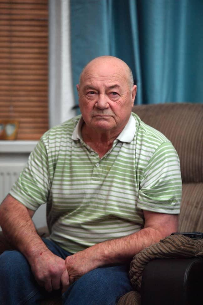 Donna's dad, Gareth Gilby. Credit: Media Wales