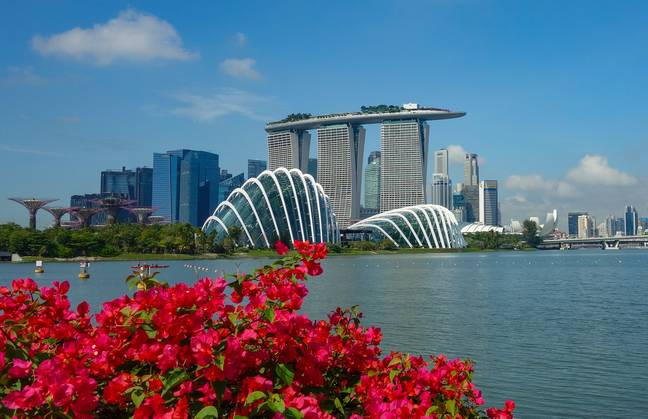 Travelling to Singapore could be on the cards for Australians in the not-too-distant future. Credit: PA