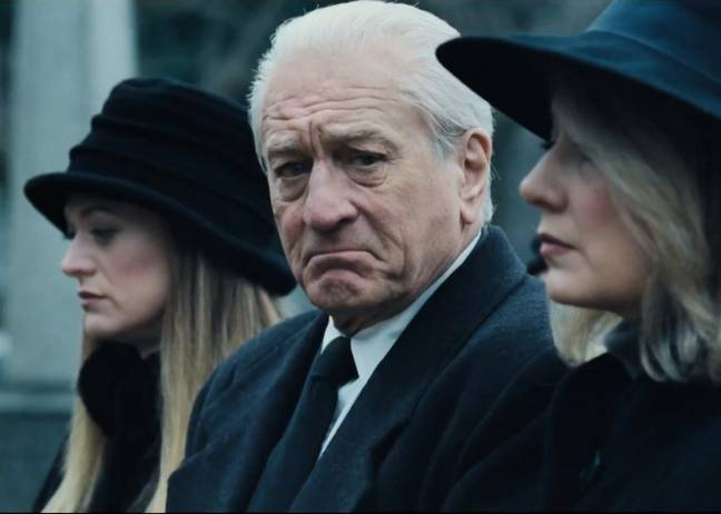 The Irishman has bagged 10 Oscar nominations. Credit: Netflix