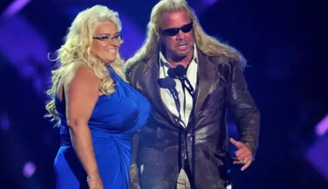 Beth and Duane Chapman. Credit: PA