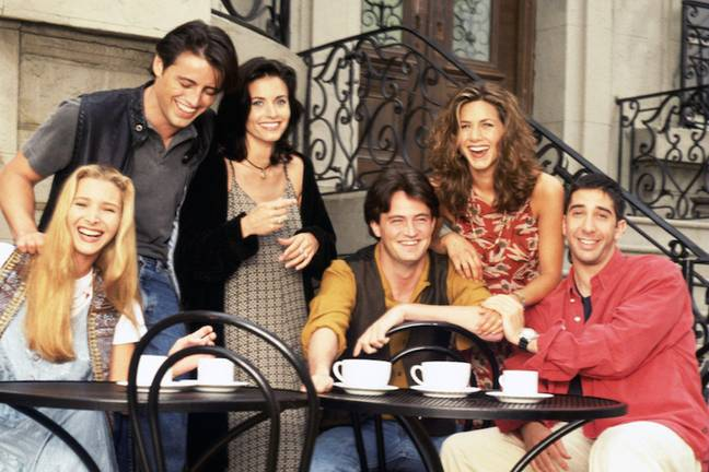 Jennifer Aniston has confirmed the Friends cast are working on a mystery project. Credit: Warner Bros