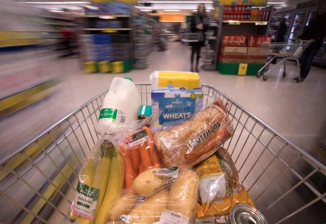 Morrisons Shopping