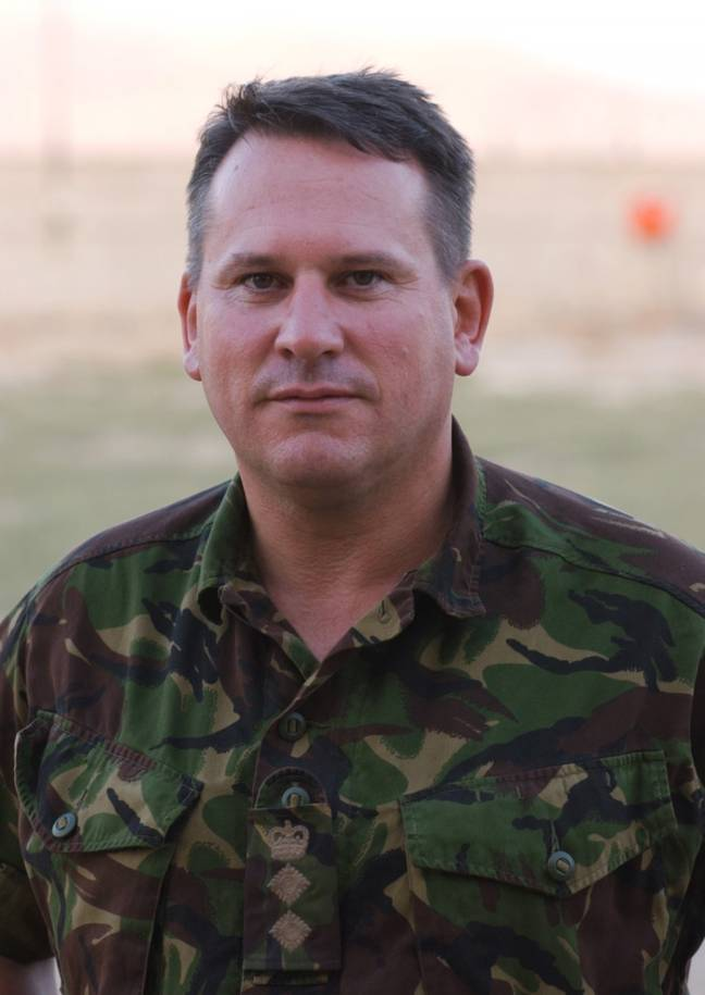 Colonel Richard Kemp led the British military operation in Afghanistan in 2003. Credit: Supplied