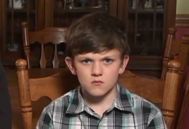 Hayden doesn't look convinced. Credit: ITV / Good Morning Britain