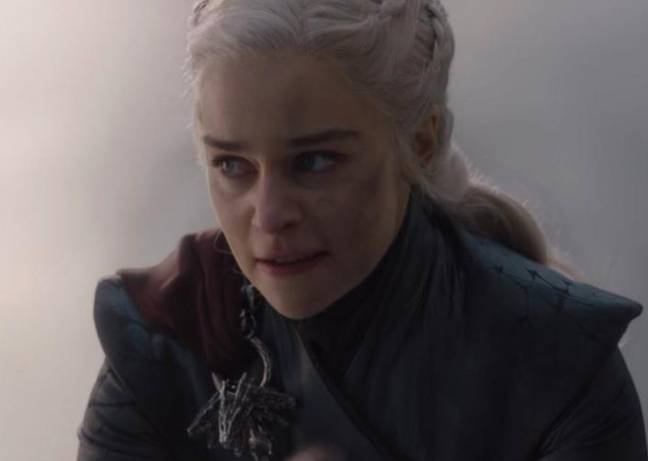 Fans have questioned why Dany chose to destroy King's Landing. Credit: HBO